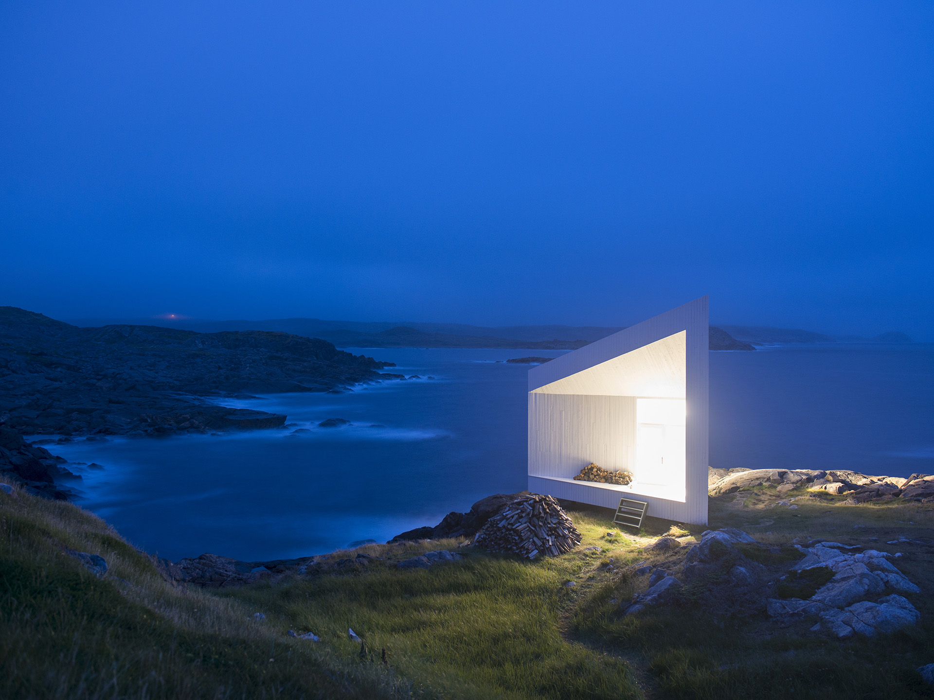 Squish Studio, Shorefast Foundation, Fogo Island